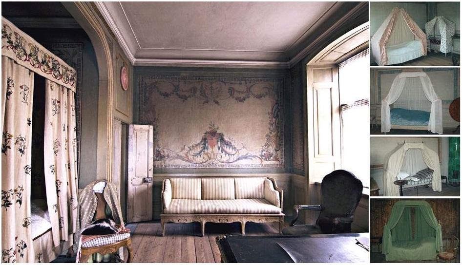 1700-tals sängar