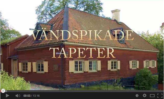 Arbetet med vändspikningen resulterade i ett unikt hantverksprojekt som Skansen har dokumenterat noggrannt, bland annat med filmer och bildspel. I den här filmen berättar vår målare Björn Andersson hur han gick tillväga för att lära sig vändspika, och hur arbetet gick till i Boktryckarbostaden.